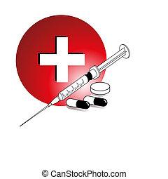 medicine, pharmaceutical