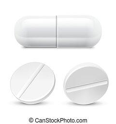 Medicine Pills Collection