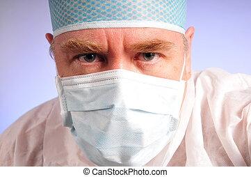 medicinsk arbejder