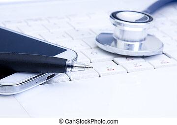 medicinsk, arbejdsbord