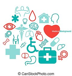 medicinsk, baggrund