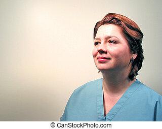 medicinsk doktor, eller, sygeplejerske, 10