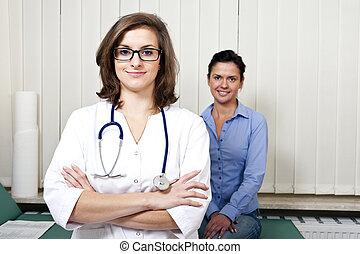 medicinsk eksamen