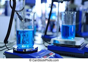 medicinsk, farmakologi, laboratorium