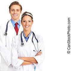 medicinsk, folk