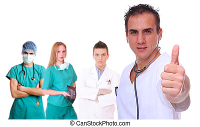 medicinsk hold