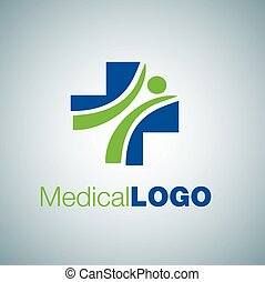 medicinsk, logo, 1