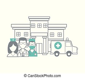medicinsk professionel, begreb