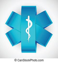 medicinsk symbol