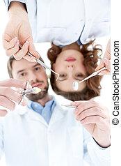 medicinske instrumenter