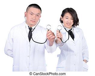 medico, lavorante