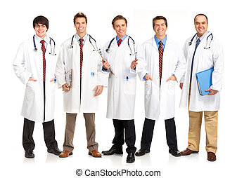 medico, persone