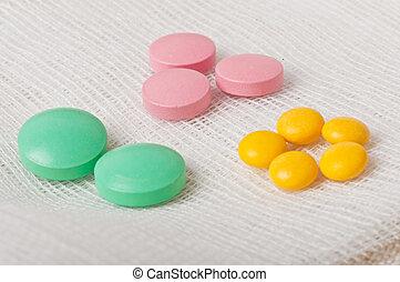 medico, pillole