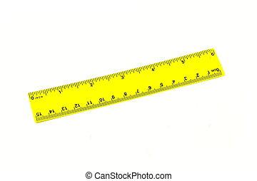 medida, distancias, pulgadas, centímetros, regla, escuela