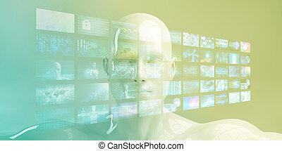 medier, teknologi