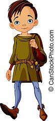 Medieval Boy