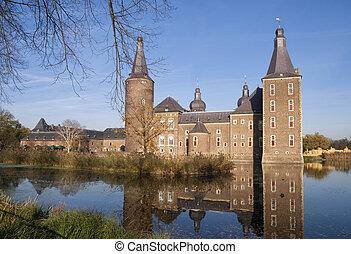 Medieval castle Hoensbroek - The medieval castle Hoensbroek ...