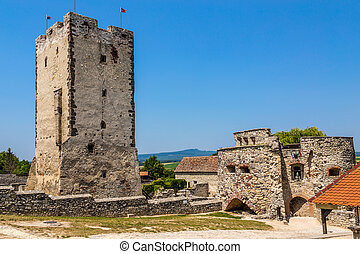 Medieval Castle - Medieval castle in Hungary, Europe