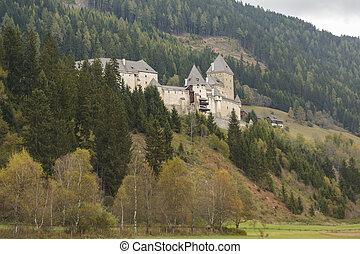Medieval castle Moosham - Austria