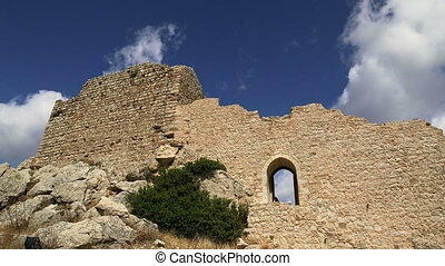 Medieval Castle of Kritinia.Rhodes