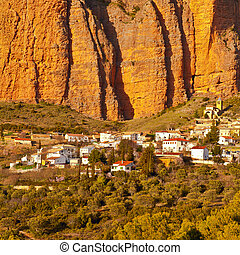 Medieval City - Spanish Medieval Village at the Foot of the ...