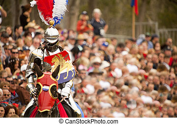 Medieval Games - Medieval games on a festival