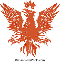 medieval, phoenix