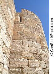 Medieval Tower of Castillo Maniace