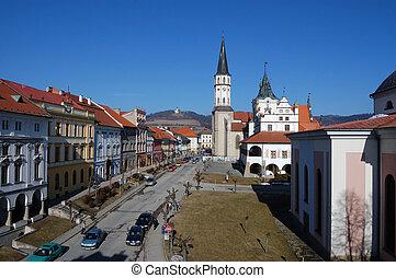 Medieval Town, Slovakia