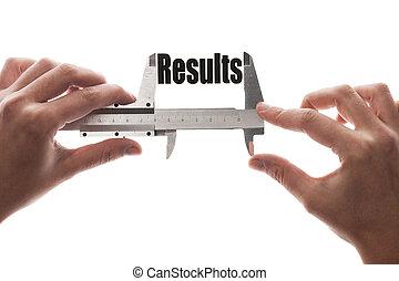 medindo, resultados