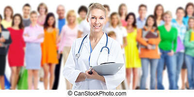 medisch, arts.