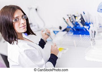 medisch, laboratorium