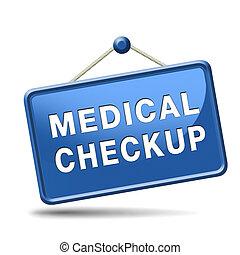 medisch, onderzoek