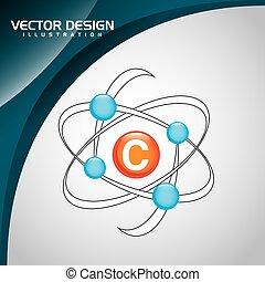 medisch, ontwerp, pictogram
