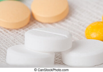 medisch, pillen
