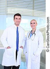 medisch team, op, ziekenhuis