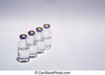 medisch, vials, 1