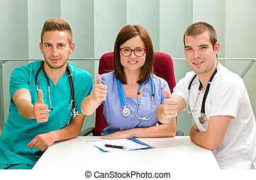 medische studenten