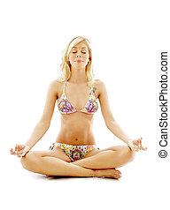 meditación, #2