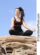 Meditating Mantra