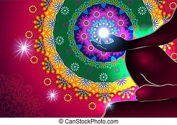 Meditation - Particularly chakra meditation and light-...