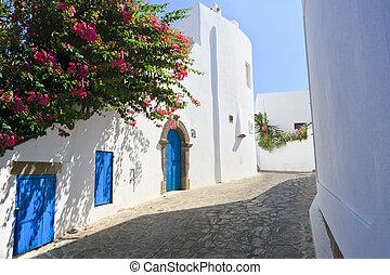 mediterrâneo, arquitetura