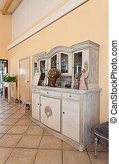Mediterranean interior - chest of drawers