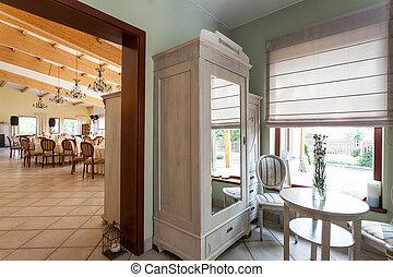 Mediterranean interior - elegant apartment