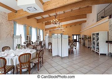 Mediterranean interior - inn