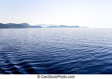 Mediterranean landscape - Mljet island