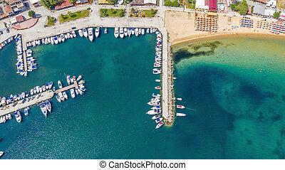 Mediterranean Little Port.