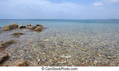 Mediterranean sea, Halkidiki