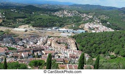 Mediterranean Spain Spurs Of Pyrenees - Mediterranean Spain....