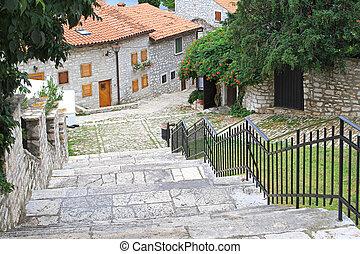 Mediterranean streets